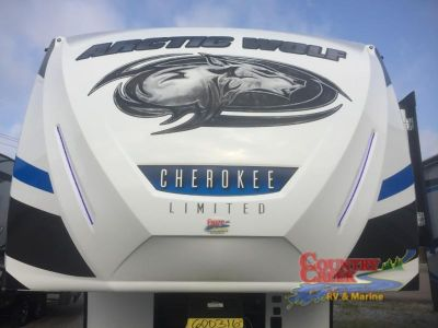 2017 Forest River Rv Cherokee Arctic Wolf 285DRL4