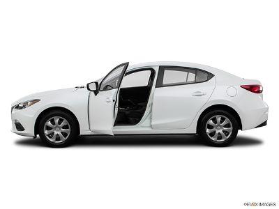 2016 Mazda Mazda3 I SPT AT (BLACK)