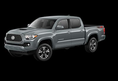 2018 Toyota Tacoma TRD Sport (Cement)