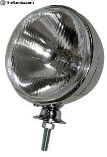 Chrome Off Road Headlights, Bulbs & Housings