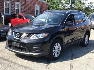 2016 Nissan Rogue SV AWD 4dr Crossover (Magnetic Black)