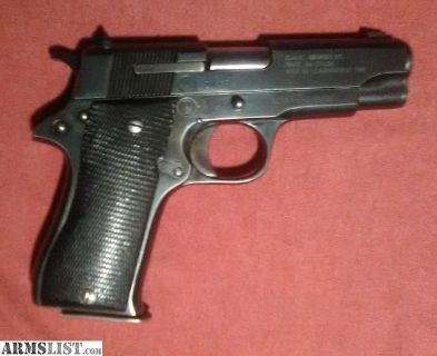 For Sale: Star S.A 9mm 1978