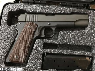 For Sale: Auto Ordnance 1911-A1 US Army 45 acp