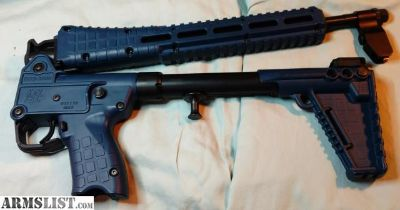 For Sale: Kel-tec sub2000 9mm Glock mag gen 2