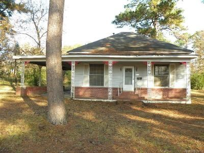 3 Bed 1 Bath Foreclosure Property in Mansfield, LA 71052 - Pegues St