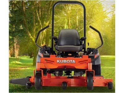 2015 Kubota Z122EBR-48 Power Equipment Lawn Mowers Bolivar, TN