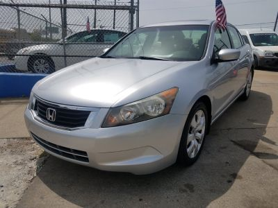 2008 Honda Accord EX-L (Silver)