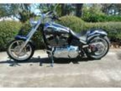 2009 Harley-Davidson FXCWC-Softail-Rocker-C Cruiser in New Port Richey, FL