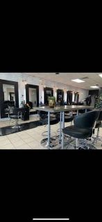 Modern Salon Fully Built and Equipped for Sale