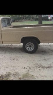LOOKING FOR clean 1980-1986 Ford long bed