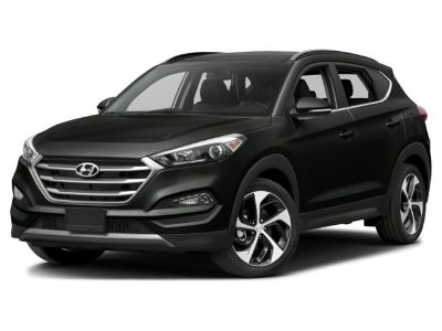 2018 Hyundai Tucson Limited (BLACK NOIR)