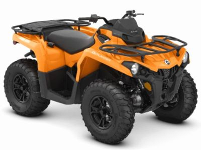 2019 Can-Am Outlander DPS 450 Utility ATVs Eugene, OR