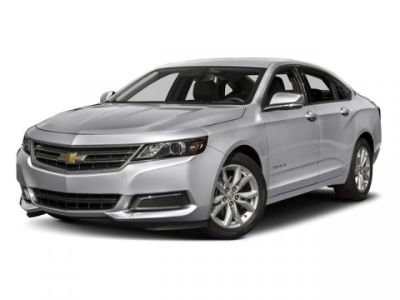 2018 Chevrolet Impala LT (Graphite Metallic)