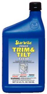 Sell Star Brite 28532 POWER TRIM/TILT FLUID 32 OZ motorcycle in Stuart, Florida, US, for US $15.48