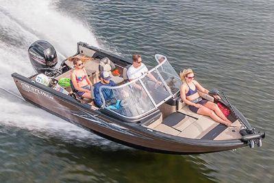 2018 Crestliner 1750 Super Hawk Jon Boats Kaukauna, WI