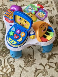 Fisher Price Baby Activity Table