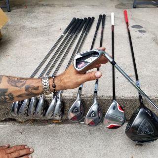 Callaway Razr X HL Golf Clubs RH
