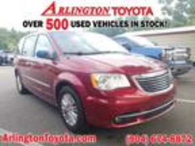2012 Chrysler Town & Country Limited SUNROOF W/ BLIND SPOT MONITOR