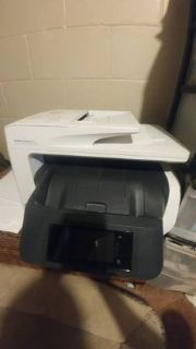HP8725 All in one printer