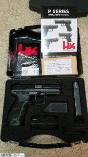 For Sale: H&K P30S .40 S&W