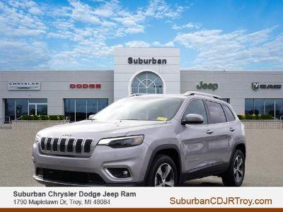 2019 Jeep Cherokee Limited (Billet Silver Metallic)