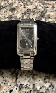 *Men s Stainless Steel Kenneth Cole Watch*
