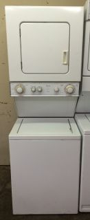 "Whirlpool 24"" Stackable Washer/Dryer unit 220V"