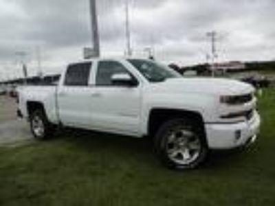 2016 Chevrolet Silverado 1500 White