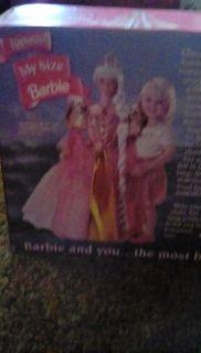 My Size Barbie Raphunzel