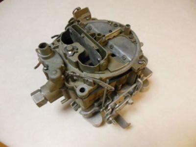 Sell 7041262 Pontiac 71 GTO Lemans CARTER Quadrajet Caburetor 400 455 cubic inch OEM motorcycle in Jefferson, Wisconsin, United States