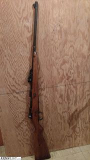 For Sale/Trade: WWI 1917 Amberg Mauser Sporter