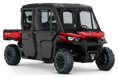 2019 Can-Am Defender MAX XT CAB HD10 Utility SxS Clinton Township, MI