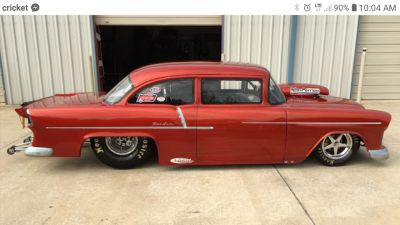 "1955 Chevy BelAir ""BEAUTIFUL"""