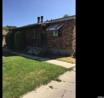 4195 S 1300 E Millcreek Six BR, Solid all brick side by side