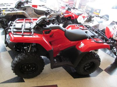 2017 Honda FourTrax Rancher 4x4 ES Utility ATVs Crystal Lake, IL