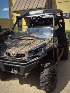 2018 Can-Am Commander Mossy Oak Hunting Edition Utility SxS Lancaster, TX
