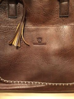 Weimebaige Tote Brown