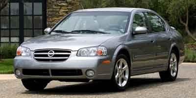 2003 Nissan Maxima GLE (Blue)