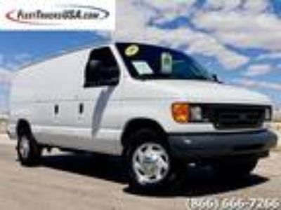 2006 Ford E-Series Cargo E-350 E350 SD Turbo Diesel Cargo 6.0L