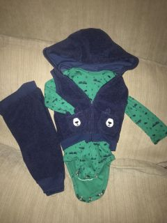 Carter s 12month 3 piece outfit