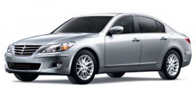 2012 Hyundai Genesis 3.8L V6 (Champagne Beige Metallic)