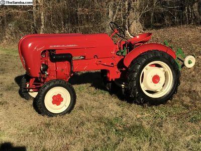 1958 Porsche 108 Junior Tractor Fully Restored