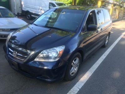 2006 Honda Odyssey EX-L (Midnight Blue Pearl)