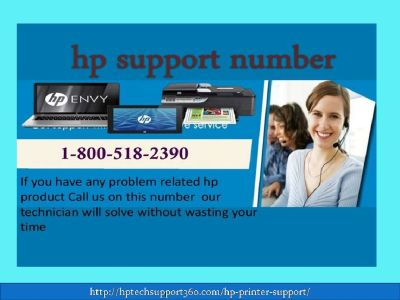 Hp Tech Support Provide 1-800-518-2390 At Affordable Rates?