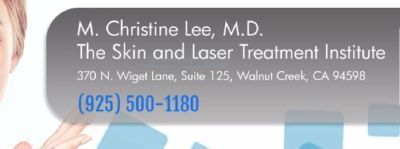 Visit Dr Christine Lee - Best Results Dermatologist Walnut Creek