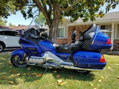 2001 Honda GOLD WING 1800