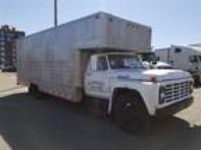 1975 Ford Box Truck