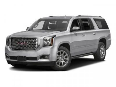 2016 GMC Yukon XL Denali (Quicksilver Metallic)