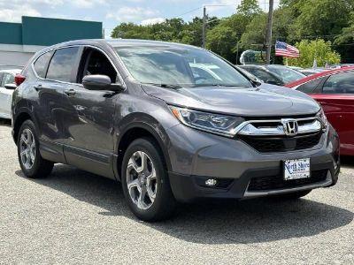 2019 Honda CR-V (Modern Steel)