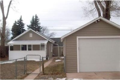 Two Bedrooms, One Bathroom With One Car Garage